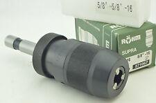 58 Rohm Supra Precision Keyless Drill Chuck Machine Tool 58 Straight Shank