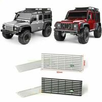 1PCS GRC TRX-4 Metal 1/10 RC Radiator Grille For Traxxas TRX-4 DEFENDER Car
