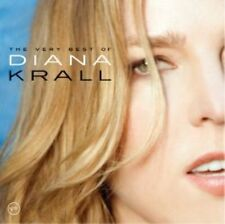 Diana Krall The Very Best of Jazz Music Hits Compilation 2007 Album CD UK