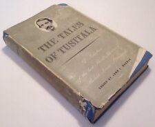 Short Stories Of Robert Louis Stevenson, The Tales Of Tusitala, Vintage 1946