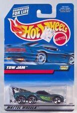 "Hot Wheels Tow Jam 3"" Diecast Scale Model Futuristic Wrecker Truck"