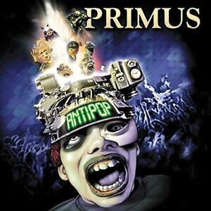 Primus - Antipop [CD]