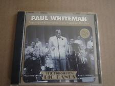 Collectors Choice c1996 rare early CD Paul Whiteman, Miff Mole 1939 Live NM