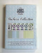 My Craft Studio Elite Tattered Lace Duchess Collection CD-ROM Only