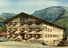 87534 Oberstaufen  Alpengasthof - Hotel  > Zum Löwen <  um 1958