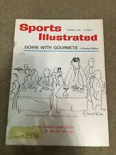 FM1-55 Sports Illustrated Magazine 11-7-1960 Bobby Jones Golf