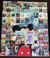 Disney News Disneyland Magazine Winter 1990 25th Anniversary Cover Mickey Mouse