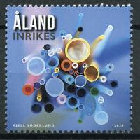 Aland Science Stamps 2020 MNH Medical & Industrial Tubing Health 1v Set