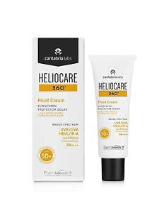Heliocare 360 Fluid Cream SPF50+ 50ml Exp.12/2022