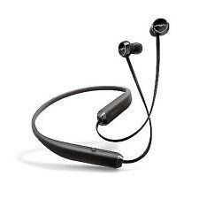 Sol Republic Shadow Wireless Bluetooth Neckband Earphones - Black
