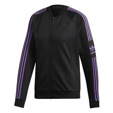 Adidas Sst Track Top Chaqueta Mujer Chaqueta Deportiva Negro 43503