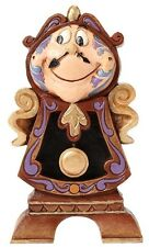 Enesco 4049621 Disney Traditions Keeping Watch Cogsworth Figur