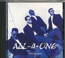 ALL-4-ONE - and the music speaks  CD 1995