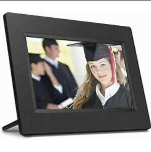 7 Inch LCD Digital Photo Frame with Auto Slideshow Using USB & SD/SDHC 1024X600