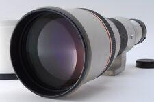 【AB- Exc】 Canon New FD NFD 500mm f/4.5 L MF Lens w/ Hood From JAPAN #3105
