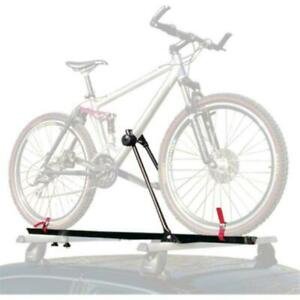 Swagman 64720 Upright Roof Mount Bike Rack - Black In Stock!