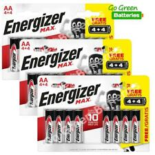 24 x Energizer AA MAX Alkaline Powerseal Batteries LR6 MN1500 MIGNON 2029 Expiry