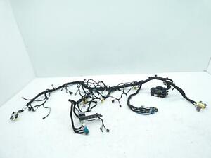 2017 2018 BUICK ENVISION OEM WIRE HARNESS DASHBORAD P/N 84109883