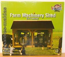 Kids Globe Farm Bauernhof Maschinenhalle Scheune 610338  1:16 NEU/OVP