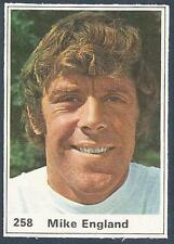 MARSHALL CAVENDISH TOP TEAMS 1971- #258-TOTTENHAM HOTSPUR-MIKE ENGLAND