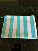 NEW Urban Outfitters Zippered Cosmetic Bag, Lined With Inside Pocket.