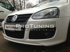 V look Golf MK 5 30TH Skirt Front Bumper spoiler Splitter Valance tuning Sport