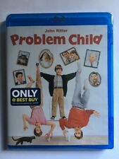 Problem Child (Blu-ray Disc, 2017; Only @ Best Buy) NEW