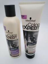 Schwarzkopf Color Expert Colour Sealer Shampoo 250ml & Treatment 150ml Rinse Off