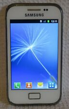 Samsung Galaxy Ace Plus gt-s7500 Mobile Phone T Mobile Netz guter Zustand