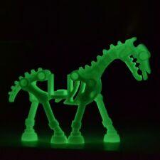New Genuine LEGO Glow-in-the-Dark Skeletal Horse Skeleton Castle 9462