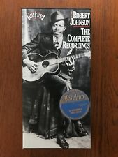 ROBERT JOHNSON: THE COMPLETE RECORDINGS – 2 CD BOX SET, INCLUDES 47 PAGE BOOK