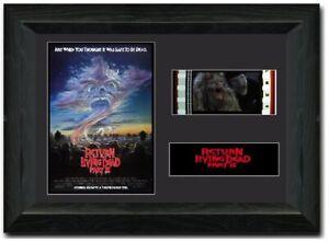 Return of the Living Dead Part II 35 mm Film Cell Display Framed  Classic Horror