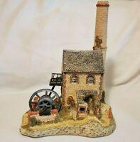 David Winter Cornish Engine House West Country Collection 1987 Original Box COA
