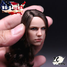 "1/6 Metal Gear Solid Quiet Female Sniper Head Sculpt For 12"" PHICEN Figure ❶USA❶"