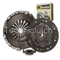 LUK 3 PART CLUTCH KIT FOR PEUGEOT BIPPER BOX 1.4