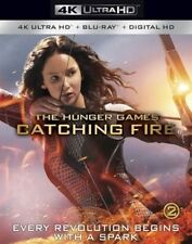 The Hunger Games: Catching Fire - 4K UHD Blu-Ray
