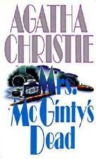 Mrs. McGinty's Dead (Hercule Poirot Mysteries)-ExLibrary