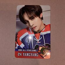 NCT 90's Love Official Trading Card Photocard - Regular Yangyang