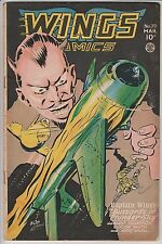 Wings Comics #79 VG/F VERY SOLID COPY !