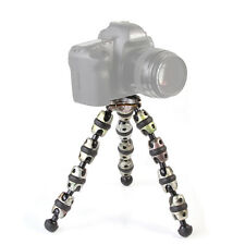 "Octopus Transformer Flexible Joint Desktop Tripod Stand Holder 1/4"" for DSLR DC"