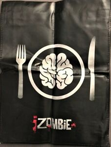 iZombie SWAG BAG San Diego Comic Con 2016 Official Promotional WB Product New!