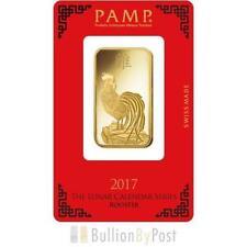 Gold Bullion Bars 1 oz Precious Metal Content per Unit