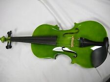 "LeVar 13"" Green Viola, with hard case"