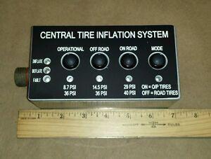 Mavtech Automation 1508 22533 33 Central Tire Inflation System CTIS Huskey