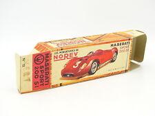 Norev 1/43 - Caja Vacío Original Maserati Sport 200 SI
