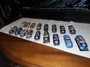 nascar diecast 1/64 lot loose..this is a collection of the Dodge's Rusty drove