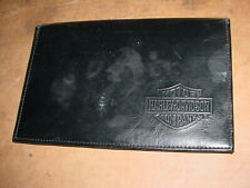 Harley Davidson Owners Manual Wallet Cover