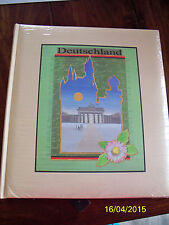 Hama Urlaub Buch-Album Deutschland Fotoalbum 29x32cm 60 Seiten Urlaubsalbum