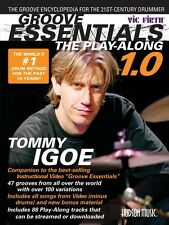 Groove Essentials 1.0 The Play-Along The Groove Encyclopedia Drumming 006620095