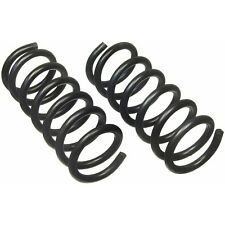 For Ford Focus 2000-2004 Rear Constant Rate 125 Coil Spring Set Moog # 80135